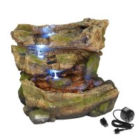 Фонтан скала (камни)