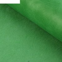 Фетр однотонный зеленый, 50 см х 20 м