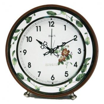 Настольные часы b&s 2103 l