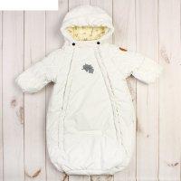 Конверт для малышей eden, рост 68 см, цвет белый 00020_м