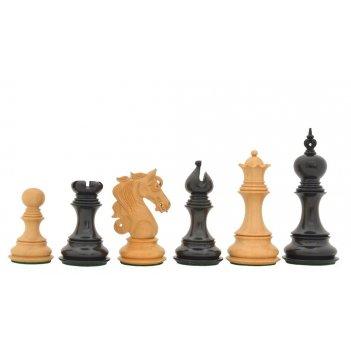 Шахматные фигуры ручной работы из самшита, 11см