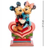 Disney-6001282 фигурка микки и минни маус (от сердца к сердцу)