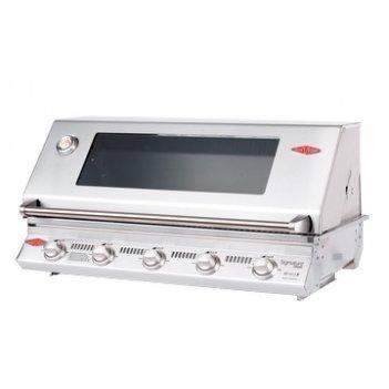 Гриль газовый встраиваемый beefeater s3000s series (5 горелок, нерж. сталь