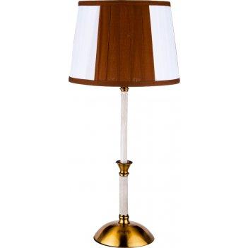 Светильник настольный высота=55 см.