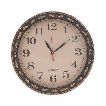 Часы настенные декоративные (1xaa не прилаг.), l26 w4 h26 см