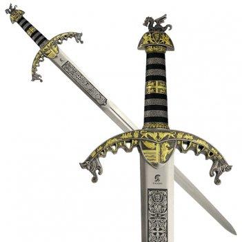 Декоративный меч ричарда львиное сердце