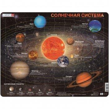Пазл солнечная система, 70 деталей (ss1)