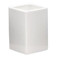 Стаканчик cube, цвет белый