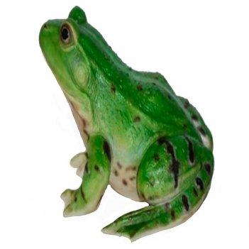 Фигура декоративная садоваялягушка зеленая, l20,5 w17,8h13,5...