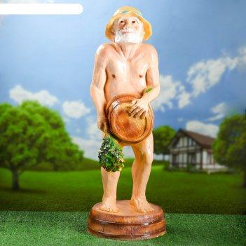 Садовая фигура банщик