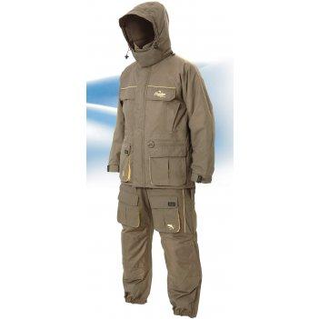 Костюм рыболовный зимний  snow lake (куртка+брюки)  размер xxl