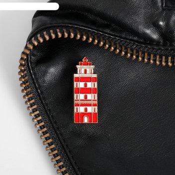 Значок «мурманск» (маяк)