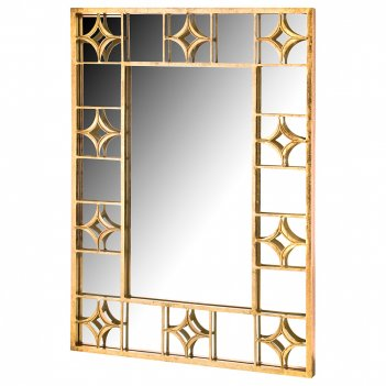 Зеркало настенное 66*3.5*91 см. 90*65 см (кор=1шт.)