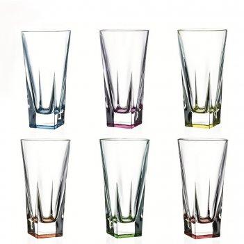 Набор стаканов для воды rcr fusion 380 мл