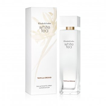 Туалетная вода elizabeth arden white tea vanilla orchid, 50 мл