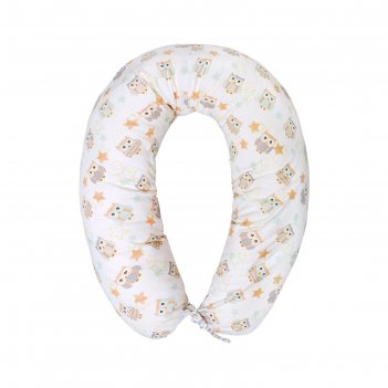 Подушка для беременных, размер 168 х 60 х 40 см, цвет микс