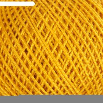 Нитки вязальные ирис 150м/25гр 100% мерсеризованный хлопок цвет 0306