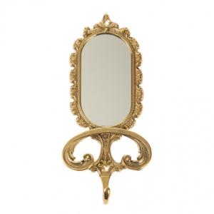 Зеркало настенное с вешалкой