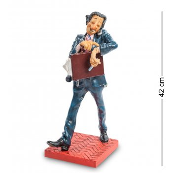 Fo-85512 статуэтка бизнесмен (the businessman. forchino)