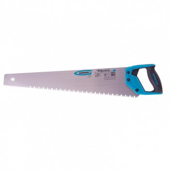 Ножовка по дереву piranha, 550 мм, сегментное строение рабочей кромки, 7-8