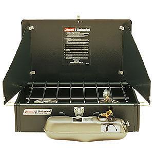 Бензиновая плита 2 burner compact 424