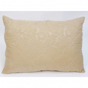 Подушка, размер 70 x 70 см, мирофибра