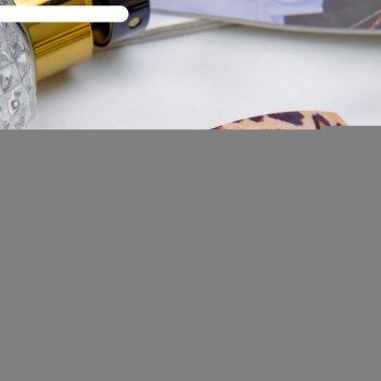 Заколка-автомат для волос африка 8,3 см микс