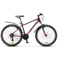 Велосипед 26 stels navigator-630 v, v020, цвет чёрный, размер 20