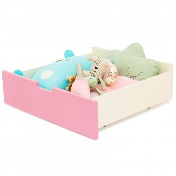 Ящик для кровати бельмарко svogen лаванда
