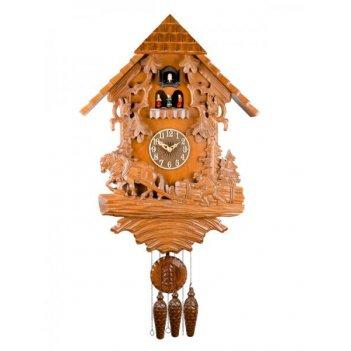 Настенные часы с кукушкой p 576 phoenix