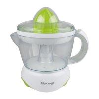 Соковыжималка maxwell mw-1107 g, 25 вт, 0.7 л, зеленый