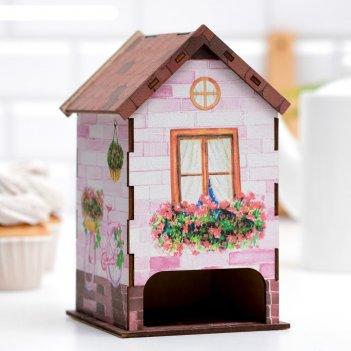 Чайный домик домик,  11 х13,4 см