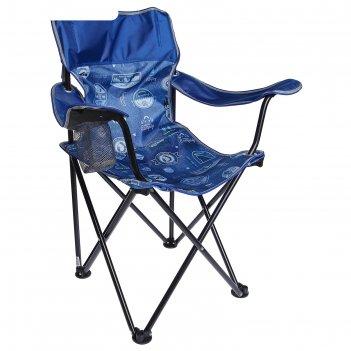 Стул 850х540х935мм, джинс/синий псп6