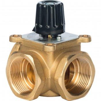 Клапан смесительный stout svm-0003-013201 трех ходовой, 1 1/4 kvs 15