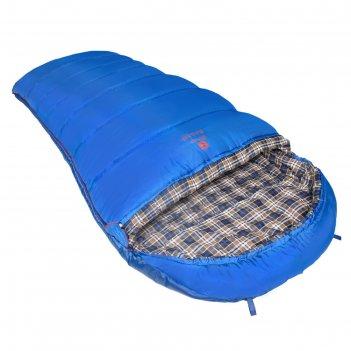 Спальный мешок btrace broad, молния слева
