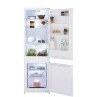 Холодильник beko bcha 2752 s, встраиваемый, двухкамерный, класс а+, 240 л,