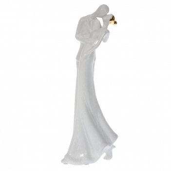 Фигурка декоративная влюбленная пара, l14 w7 h32 см