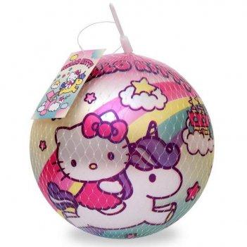 Мяч 15 см hello kitty -2