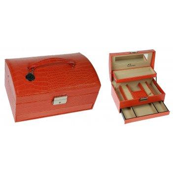 Шкатулка для ювелирных украшений calvani 25*16*13см