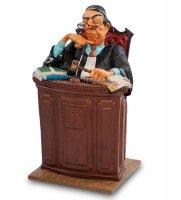 Fo-85529 статуэтка судья (the judge. forchino)