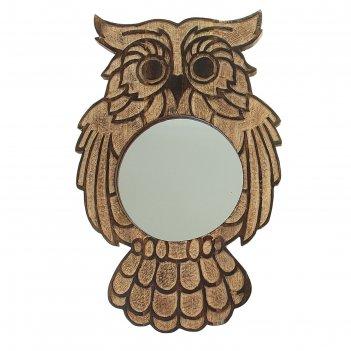 Зеркало филин