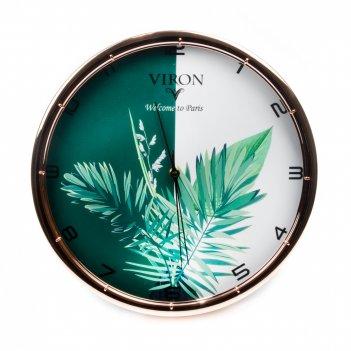 Часы настенные viron 35см