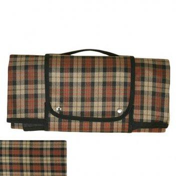 Плед для пикника, 150*150см (непромокаемый коврик)
