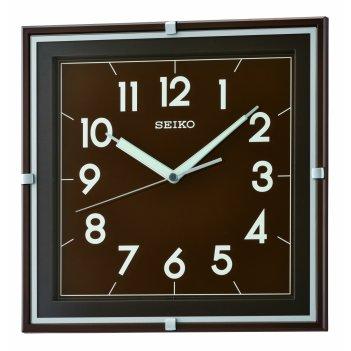 Настенные часы seiko qxa758zt