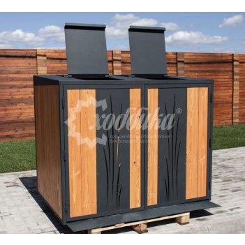 Контейнерный шкаф «блок композит»