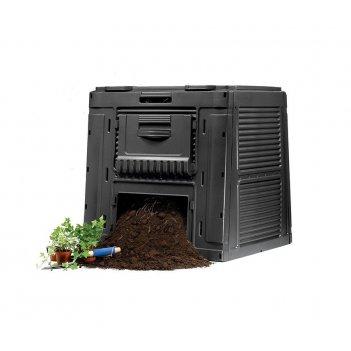 Компостер keter e-composter 470l, садовая мебель