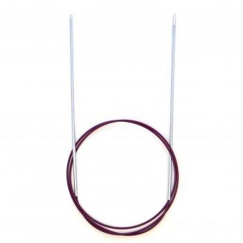 Спицы для вязания, круговые, d = 2 мм, 80 см