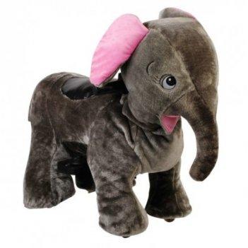 Зоомобиль joy automatic animal story добрый слоненок дамбо