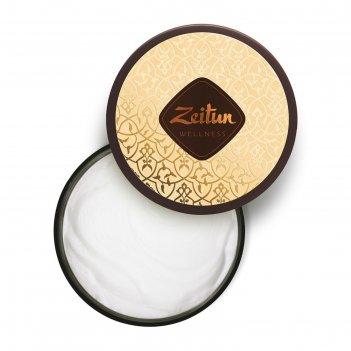 Насыщенный крем для тела zeitun ритуал восстановления с органическим масло
