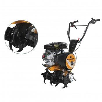 Мотокультиватор carver t-350, 3 л.с., 2.2 квт, 4т, глубина/ширина 23/20-35